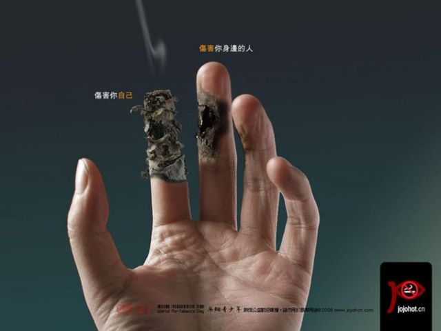 Anti Smoking Advertisements (4)