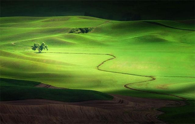 Shadows and Light. Photo and caption by Jesse Summers/National Geographic Traveler Photo Contest.