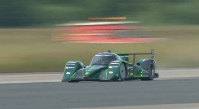 Drayson Racing new World Electric Land Speed Record