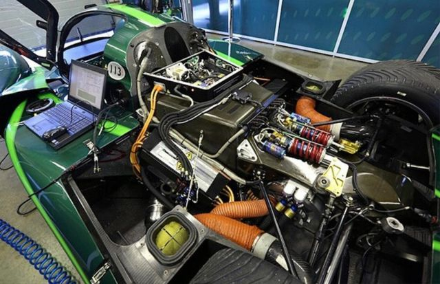 Drayson Racing new World Electric Land Speed Record (2)