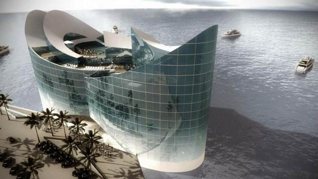 Floating Hotels in Qatar for the 2022 World Cup