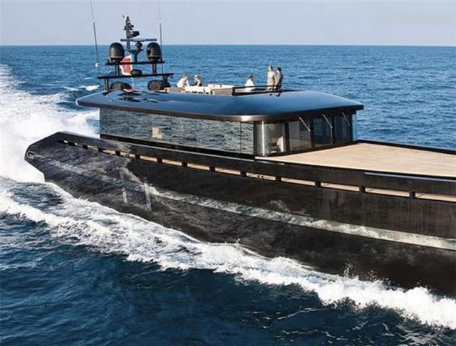 H2ome Luxury Yacht (10)