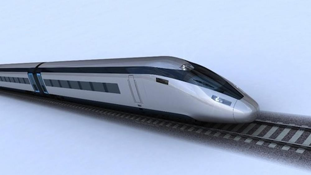 High Speed 2 unveils 225 MPH Bullet Train