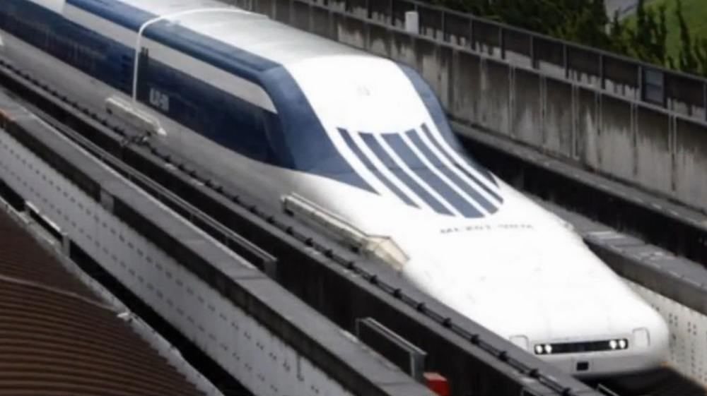 Japan tests 310mph Maglev Train
