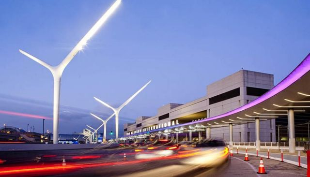 LAX enhancements project by AECOM