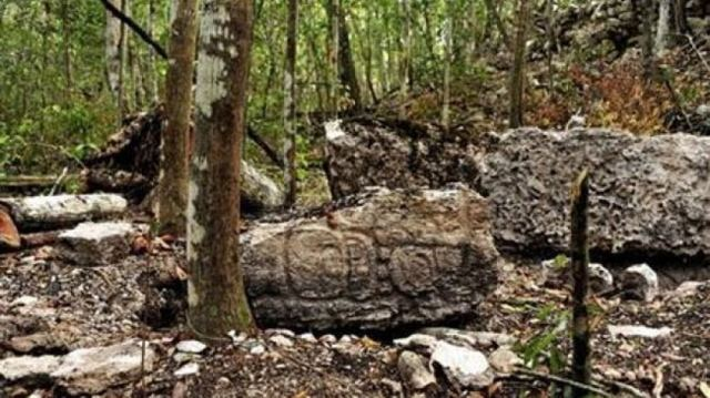 Lost Maya City in the Mexican Jungle discovered