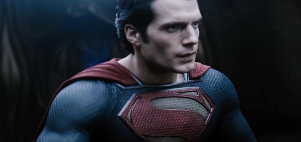man of steel official - photo #1