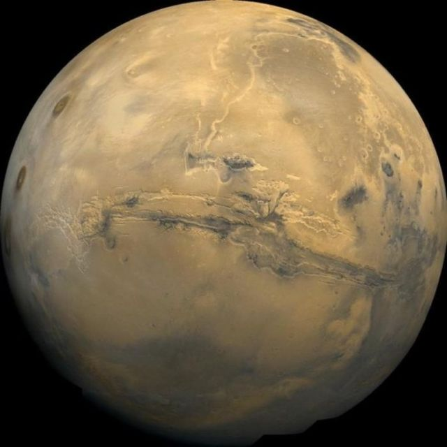 Mars had oxygen-rich atmosphere 4 billion years ago