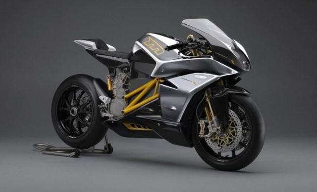 Mission RS Motorcycle- World's Fastest Electric Vehicle