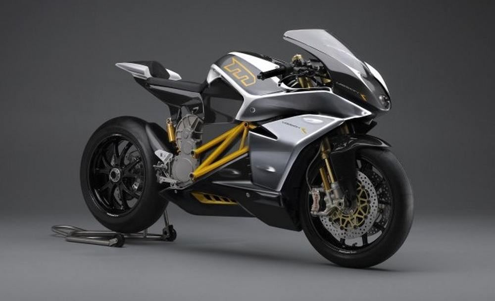 Mission RS Motorcycle- World's Fastest Electric Vehicle (9)