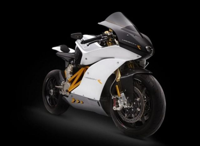 Mission RS Motorcycle- World's Fastest Electric Vehicle (8)
