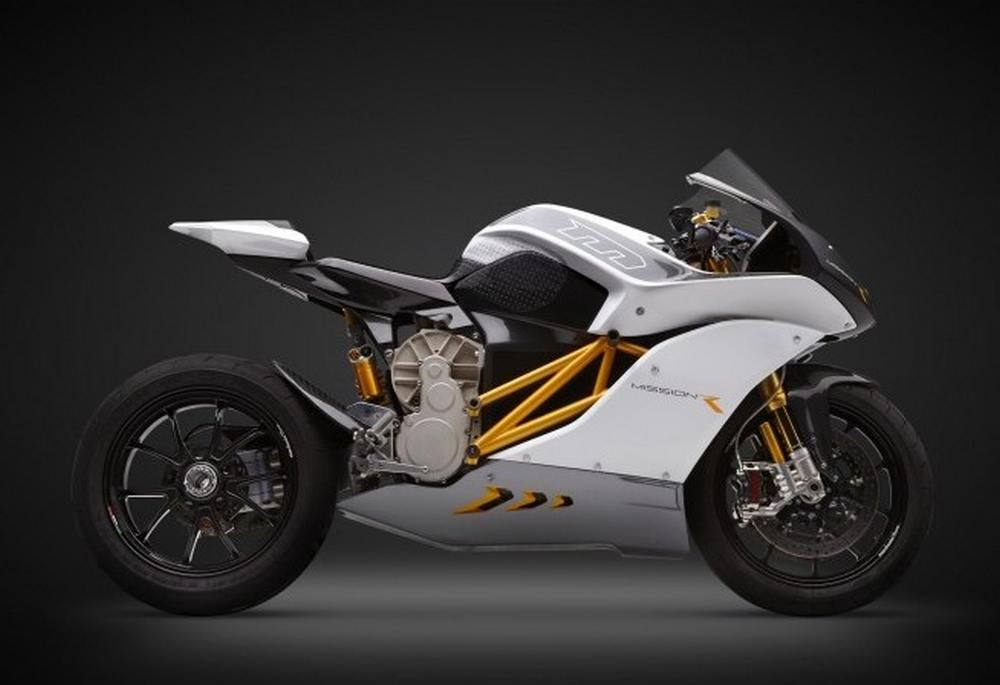 Mission RS Motorcycle- World's Fastest Electric Vehicle ...
