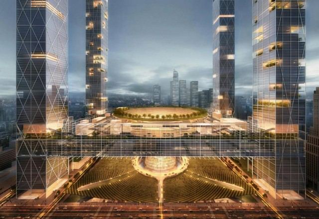 New Penn Station and the Next Madison Square Garden by SOM (6)