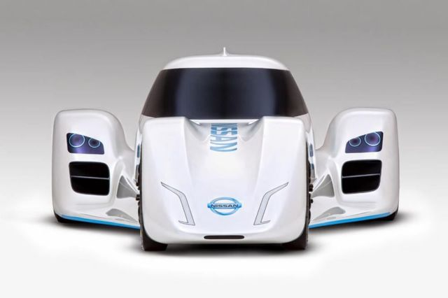 Nissan ZEOD RC world's fastest electric race car (4)