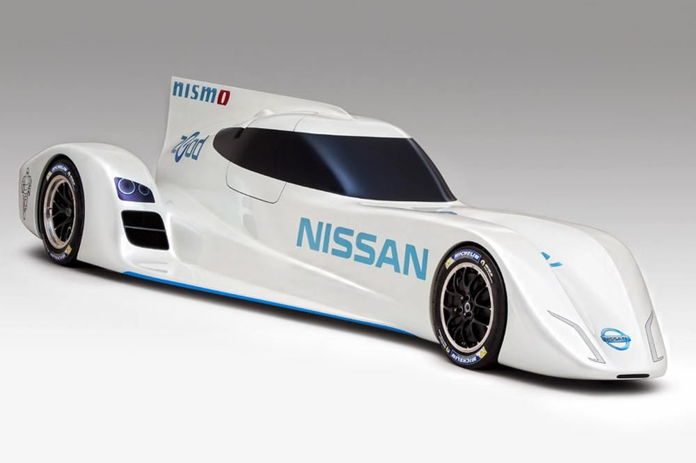 wordlesstech nissan zeod rc world s fastest electric