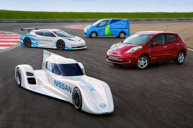 Nissan ZEOD RC world's fastest electric race car (1)
