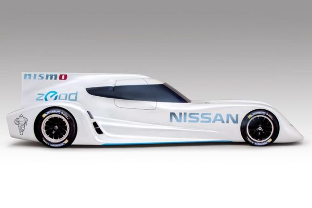 Nissan ZEOD RC world's fastest electric race car (5)