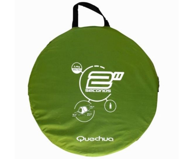 Tent by Quechua can be used in 2 Seconds (2)