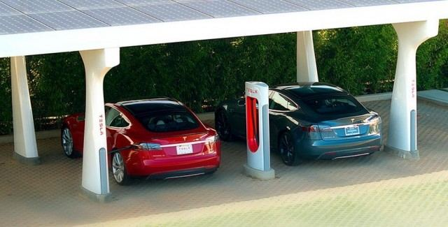 Tesla will triple its Supercharger stations by next month