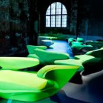 Zephyr Sofa by Zaha Hadid for Cassina