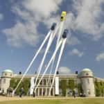 2013 Goodwood Festival of Speed statue unveiled