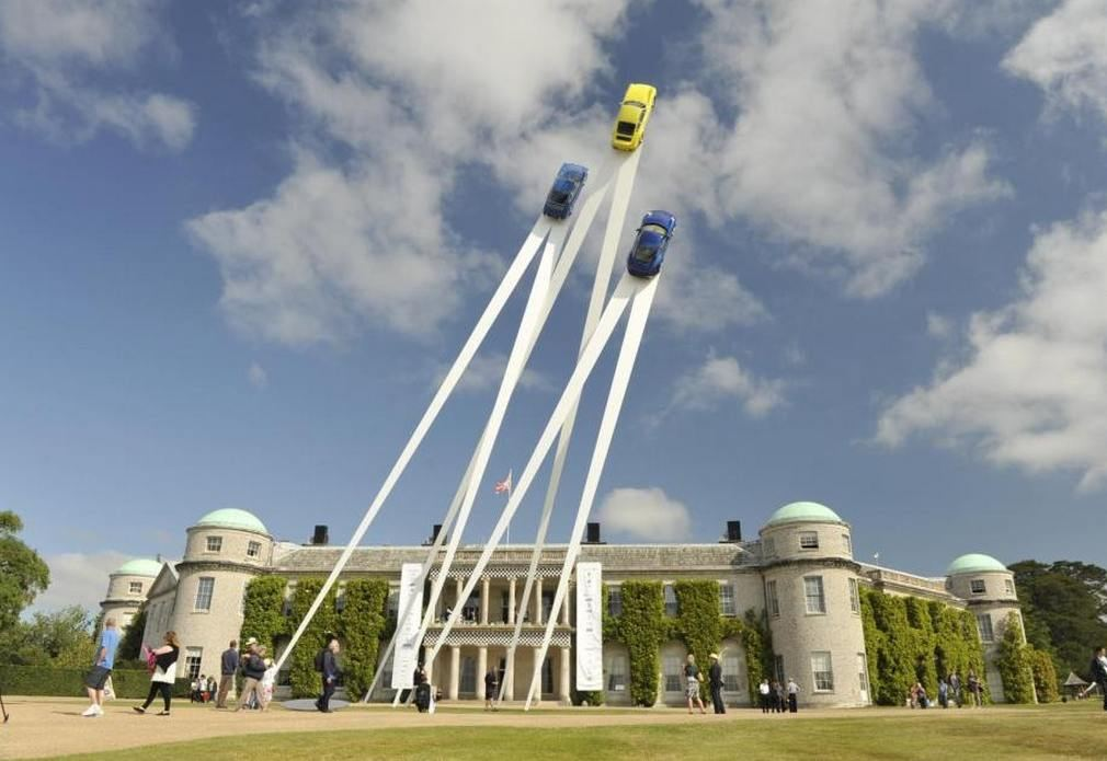 2013 Goodwood Festival of Speed statue unveiled (6)