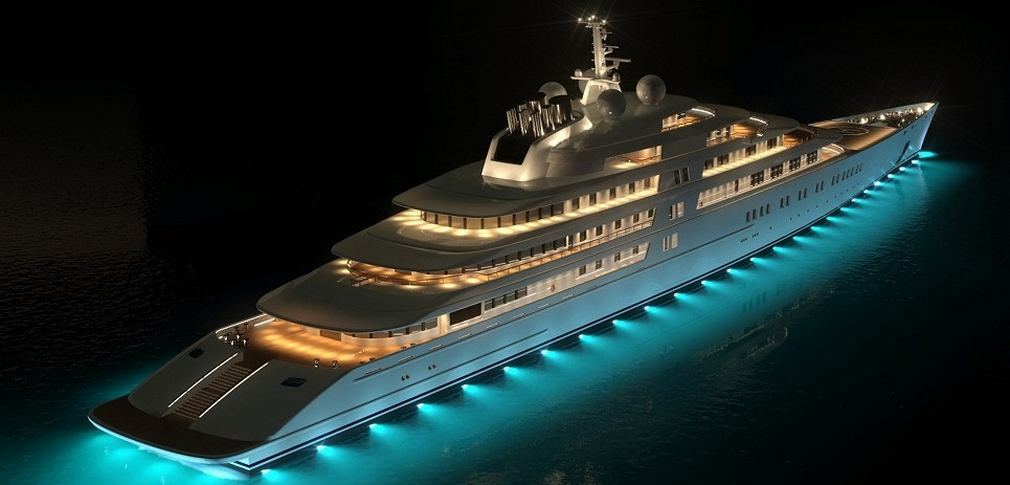 wordlesstech azzam world s largest private yacht takes