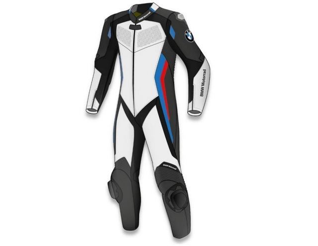 BMW and Dainese develop Rider Suit with Airbags 1