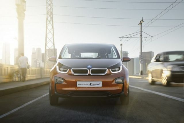 BMW i3 Electric Car arriving in the US (3)