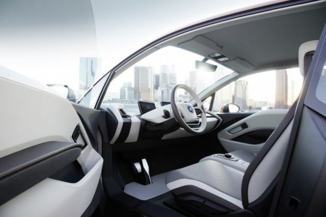 BMW i3 Electric Car arriving in the US (2)
