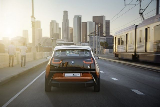 BMW i3 Electric Car arriving in the US (4)