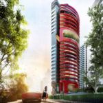 Ferra luxury residential condo by Pininfarina
