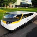 First Solar-powered Family car