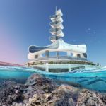 Futuristic Grand Cancun Eco Tourism Resort