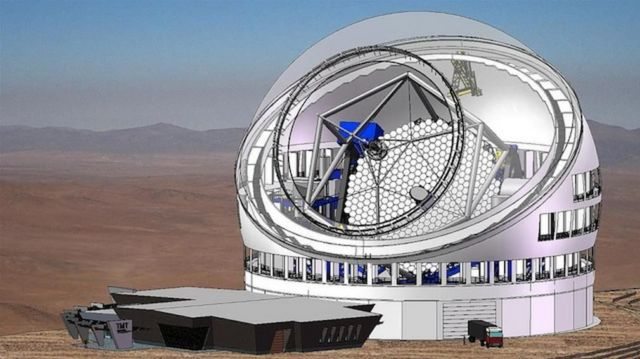 Giant 30-meter Telescope (4)