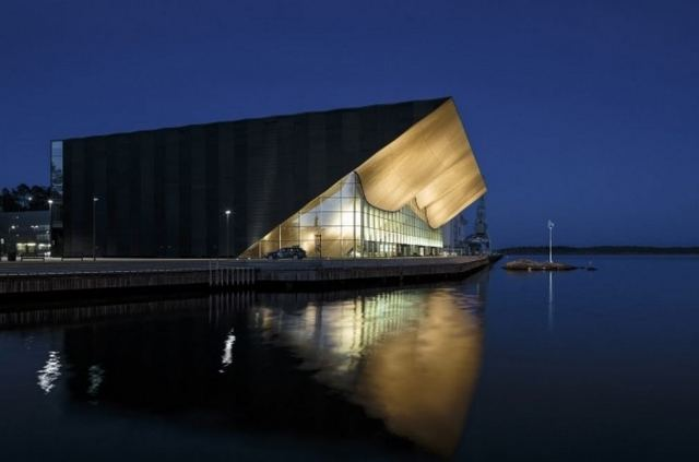 Kilden performing arts center by ALA architects (1)