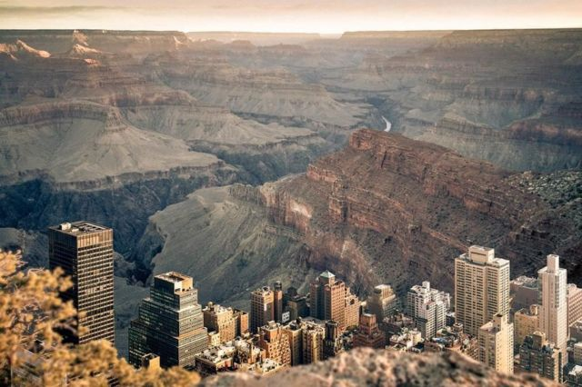 Merge- New York in the Grand Canyon (3)