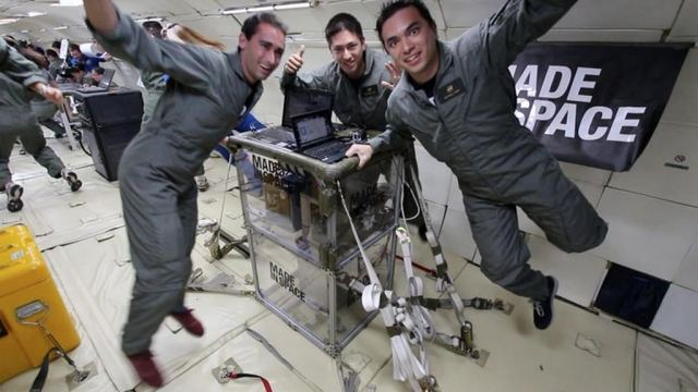 NASA approves 3D printer for use in space 2