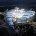 Pan African Games 2015 masterplan by IAD