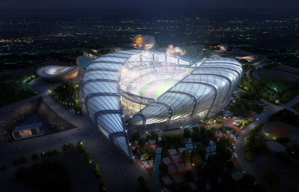 Pan African Games 2015 masterplan by IAD (8)