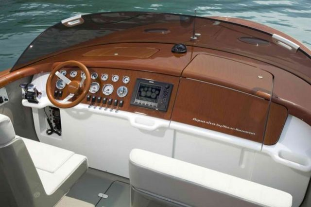 Retro Riva Speed Boat by Marc Newson (1)