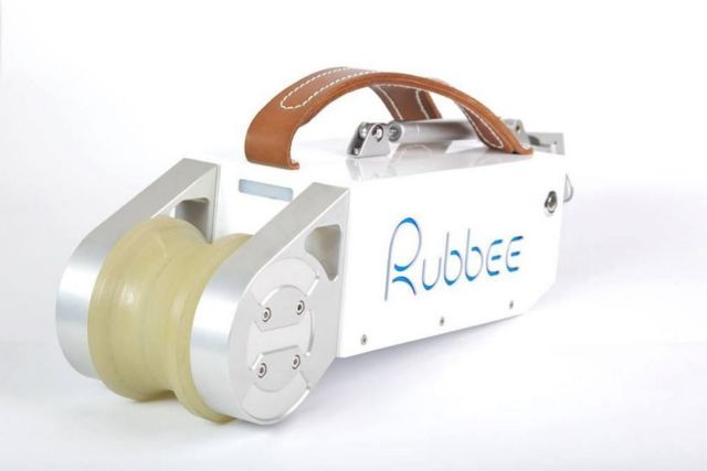 Rubbee- the electric drive for bicycles 1