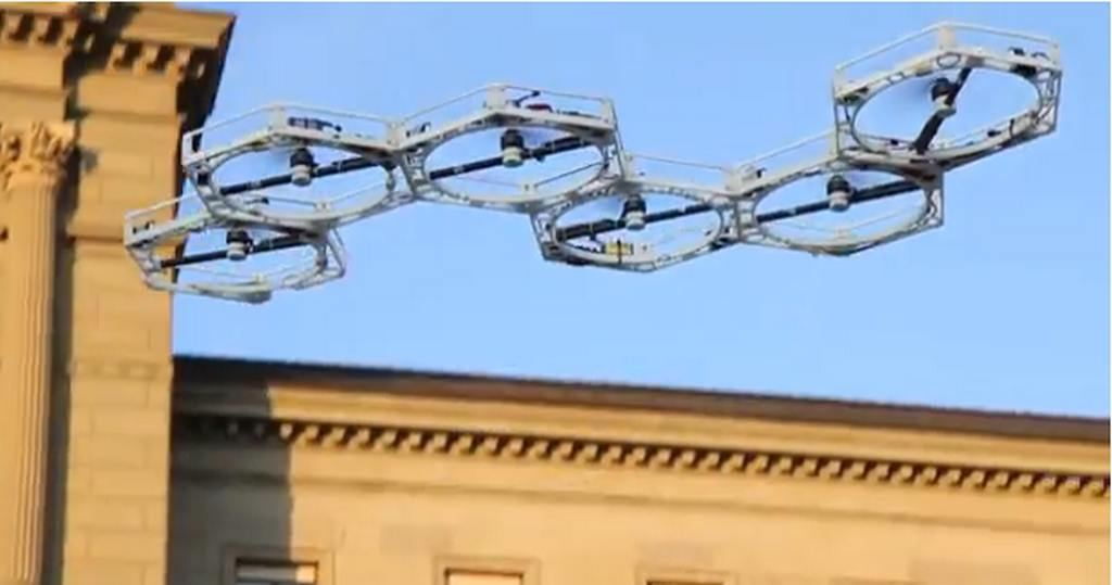 The Distributed Flight Array (4)