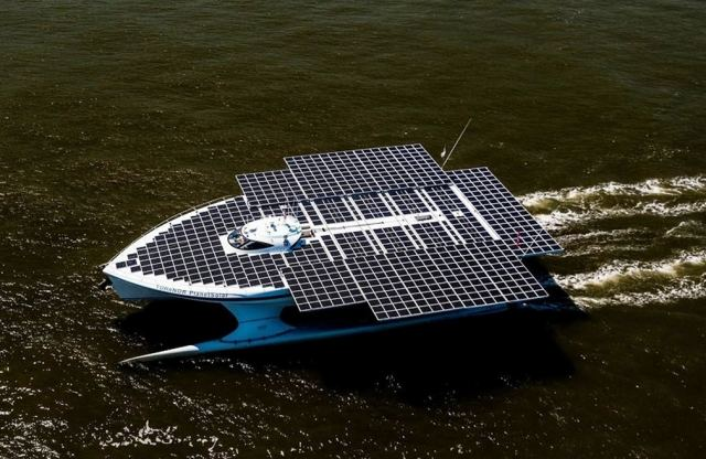 The PlanetSolar DeepWater expedition