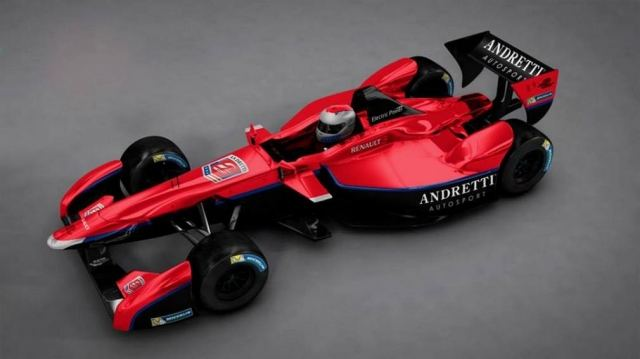 Top F1 teams will compete in Formula E on 2014 -1