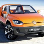 VW Buggy Up received design patent