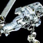 Water floating in Helmet forces ISS Astronauts to abort...