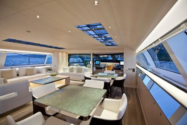 Zefira Superyacht by Fitzroy Yachts (18)