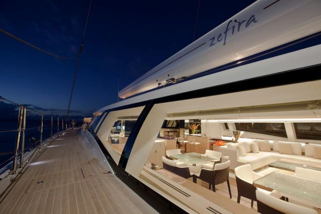Zefira Superyacht by Fitzroy Yachts (26)
