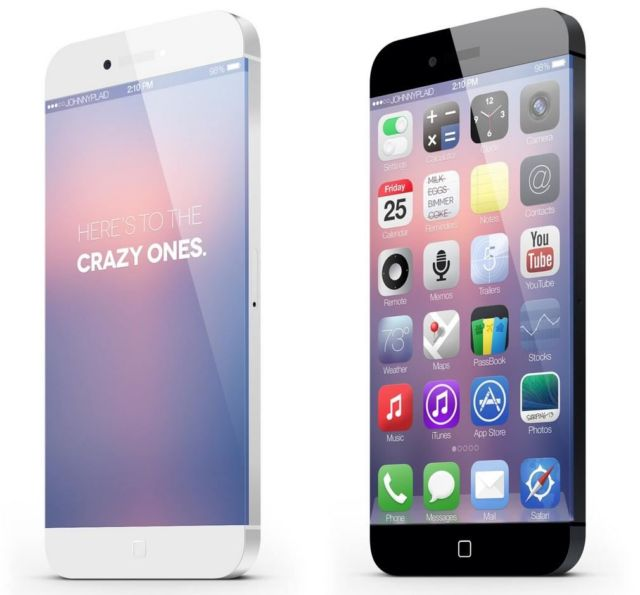iPhone 6- an edgy concept 1